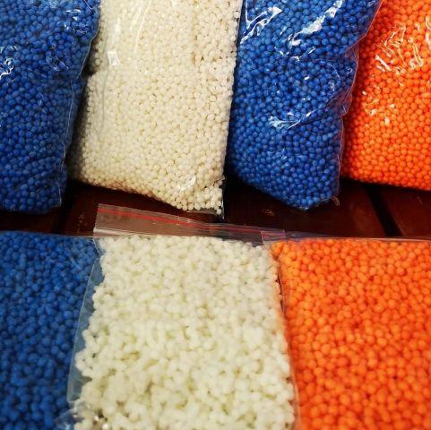宸天有限公司 #超強TPE發泡粒,現貨供應,客製化硬度,多種顏色選擇 歡迎來電洽詢